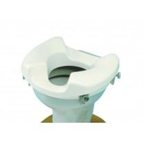 Ashby Wide-Access Toilet Seat