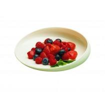 GripWare Round Scoop Dish Plastic