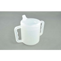 Two Handled Mug with spout - 250ml