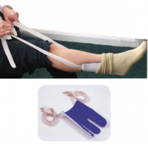 Terry Towelling Sock Aid
