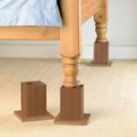 Wooden Bed Raisers