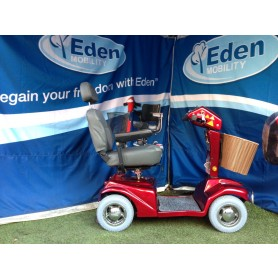 Electric Mobility Rascal 388 Red