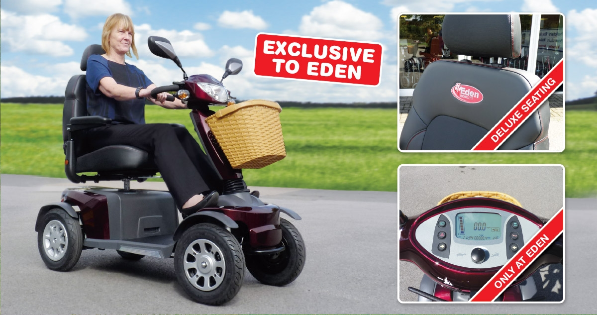 Eden Roadmaster Plus
