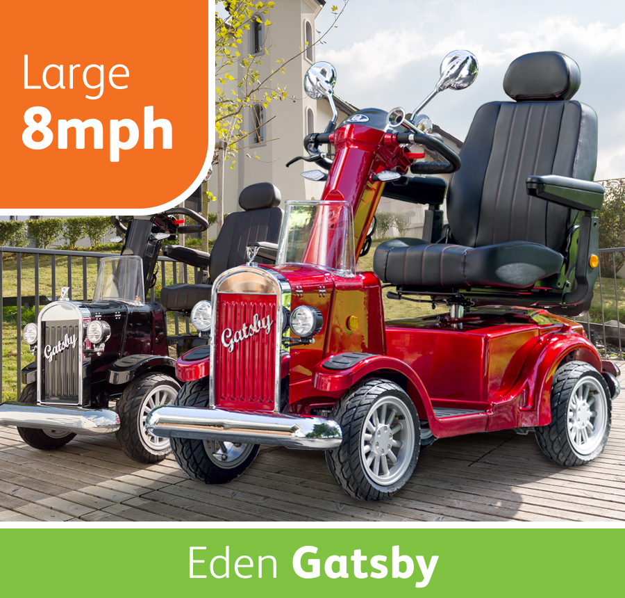 Eden Gatsby Mobility Scooter