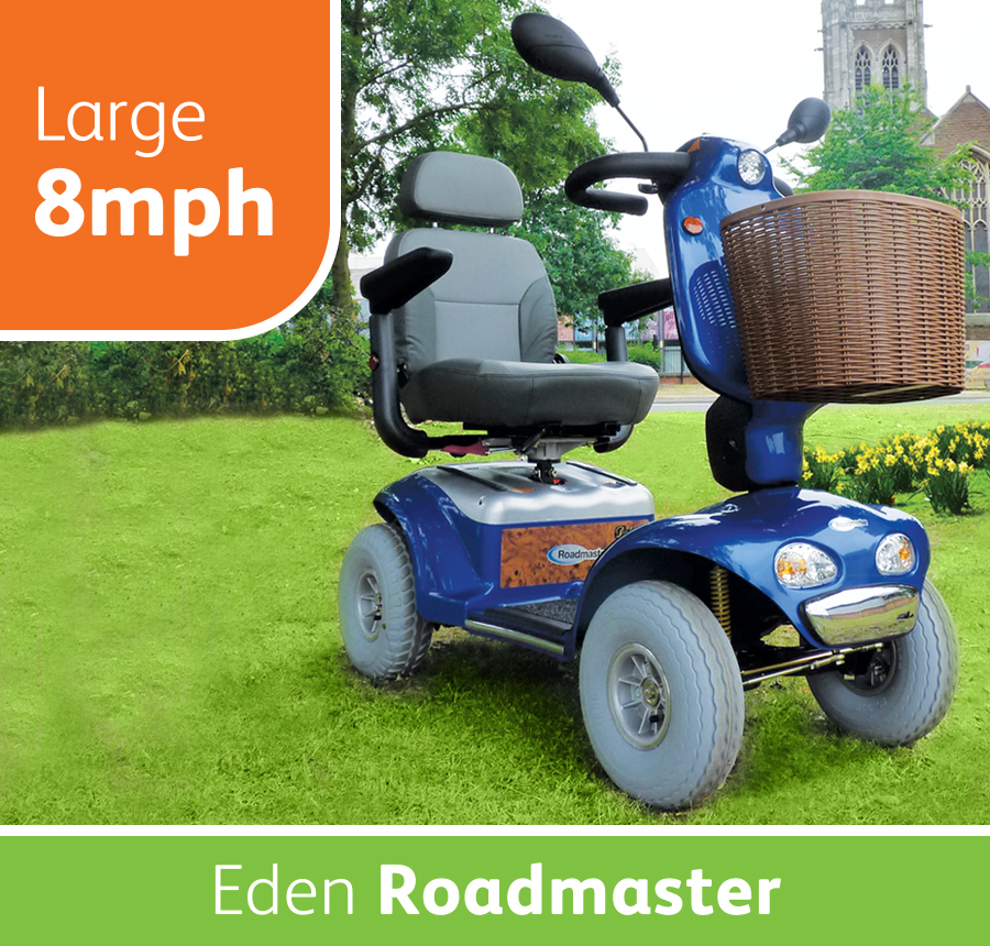 Eden Roadmaster Mobility Scooter