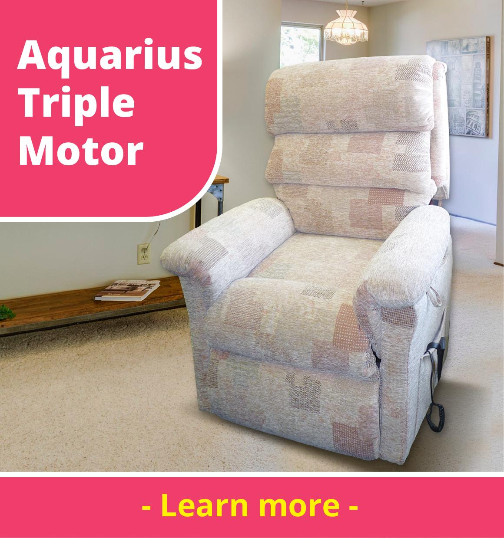 Eden Aquarois Triple Motor