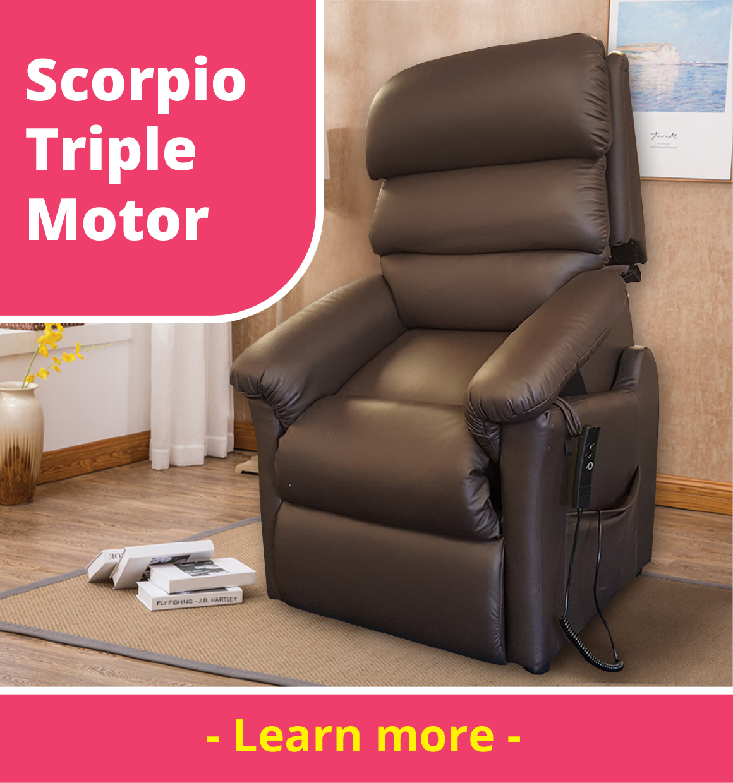 Eden Scorpio Triple Motor