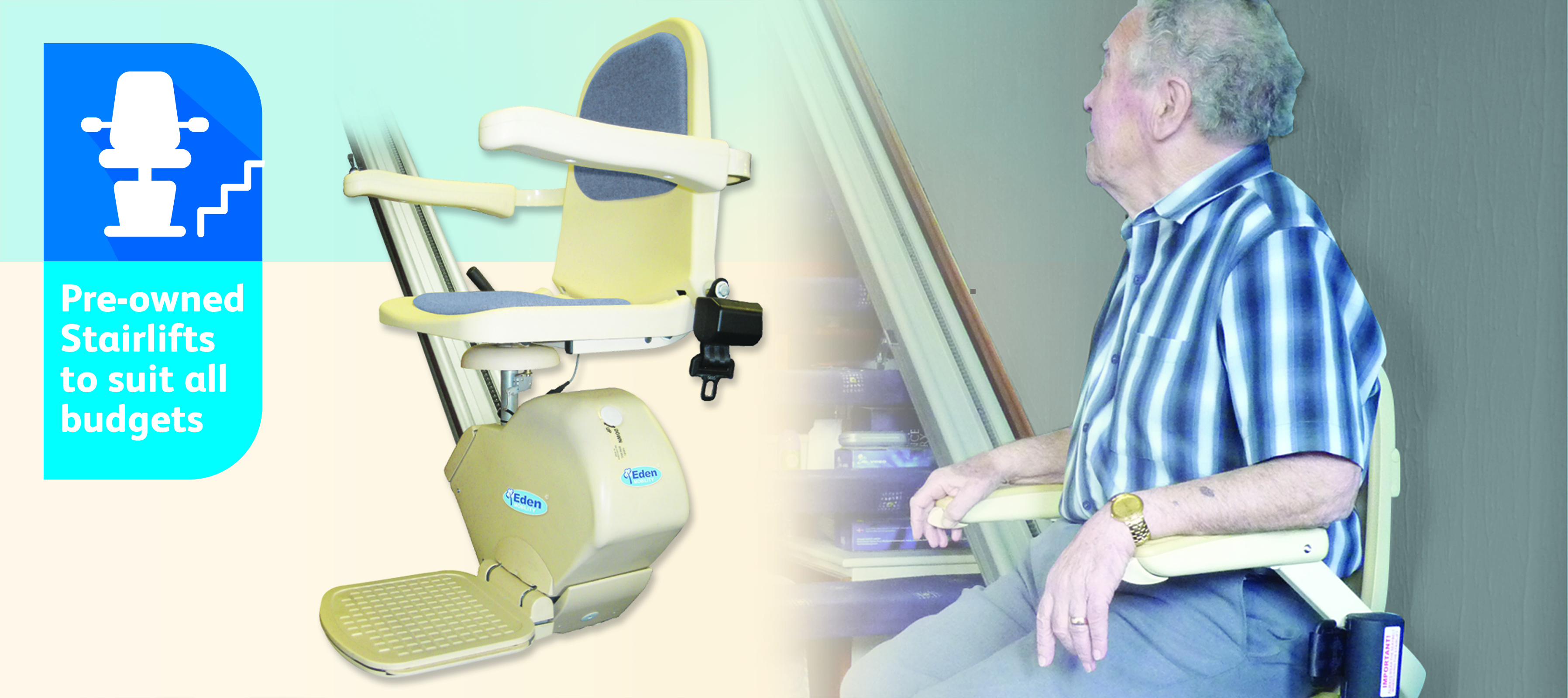 Pre Owned Stairlifts