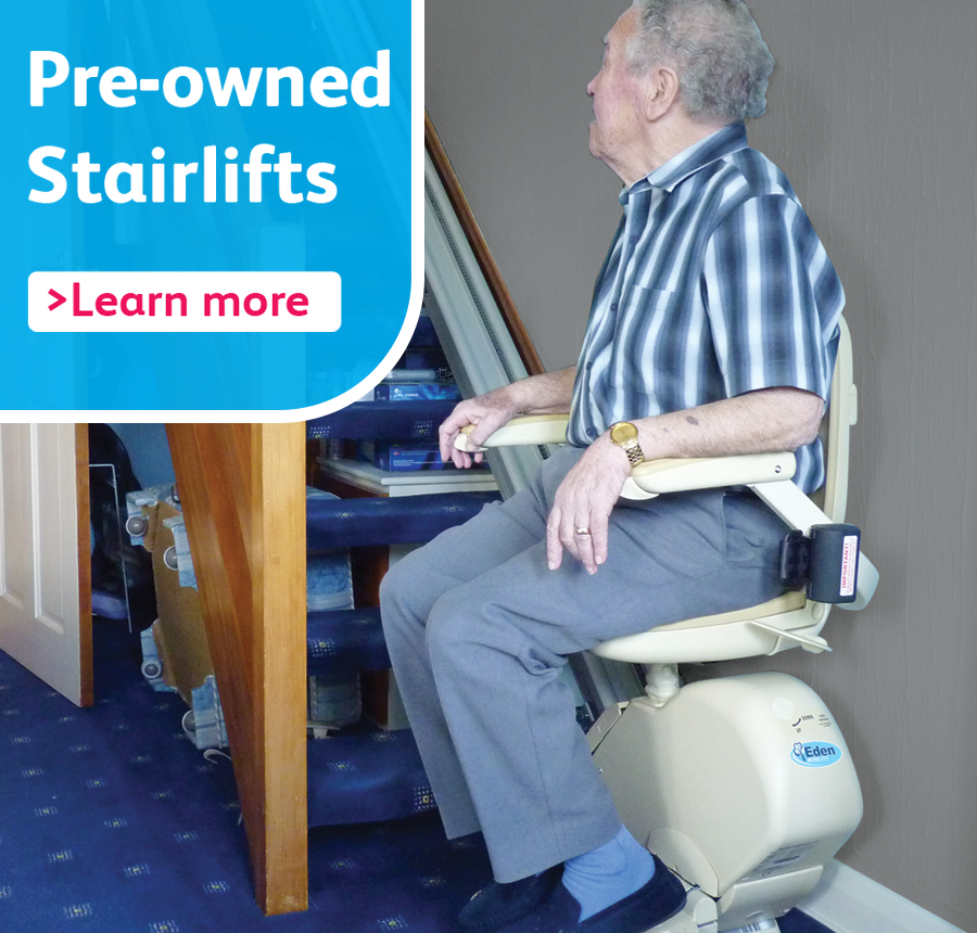 Pre-Owned Stairlifts